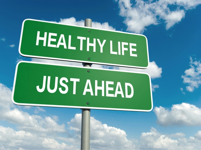 healthy & happy life